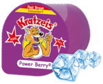 Braun Kratzeis Power-Berry (Gummibärchen) 0,2 L Becher e